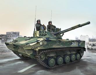 Сборная модель БТР BMD-4 Airborne Infantry Fighting Vehicle