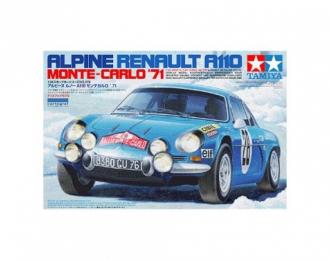 Сборная модель Alpine A110 Monte-Carlo 71