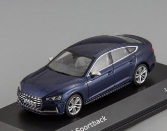 Audi S5 Sportback (navarra blue)