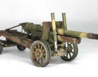 МЛ-20 - 152-мм гаубица-пушка (камуфляж пыльная)