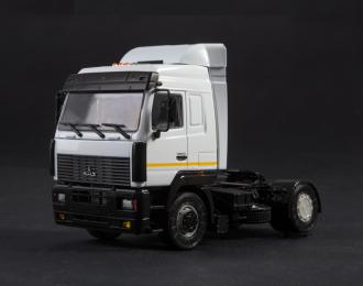МАЗ-5440 седельный тягач, белый