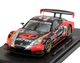 NISSAN G'ZOX Hasemi Z JGTC Late Type (2004), black / red