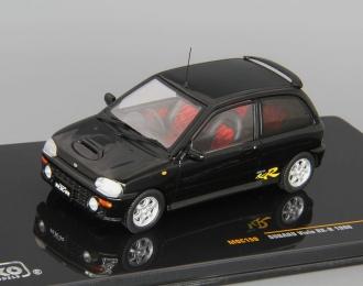 SUBARU Vivio RX-R (1998), black
