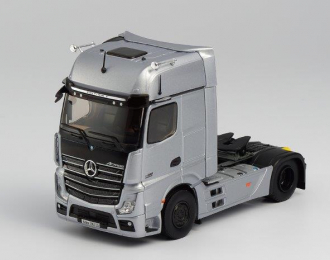 """MERCEDES-BENZ new ACTROS 1863 LS """"LIMITED EDITION 1"""" 2019 Grey"""