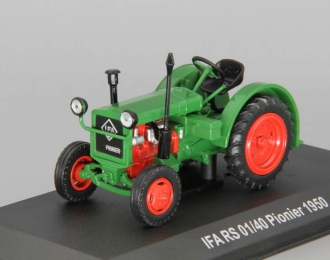IFA RS 01/40 Pionier (1950), green