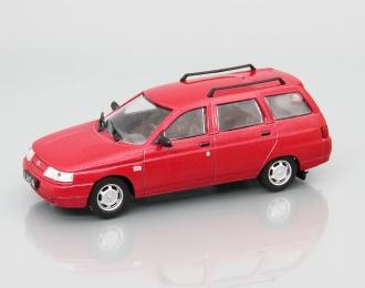 (Уценка!) ВАЗ-2111 (1998-2009), Автолегенды СССР 238, красный