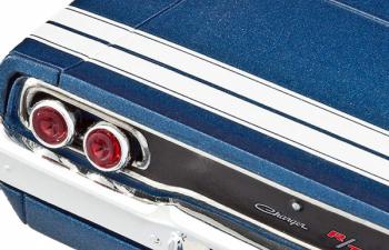 Сборная модель Dodge Charger 1968
