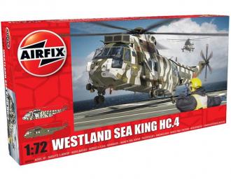 Сборная модель Вертолет Westland Sea King HC.4