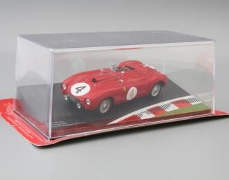 FERRARI 375 Plus 24h Le Mans Drivers: M.Trintignant / F.Gonzales #4 (1954), red