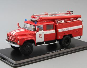 (Конверсия!) АЦ-40 (130) 63Б ПЧ29 Москва, красный