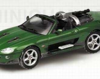 JAGUAR XKR James Bond 007 «Die Another Day», green