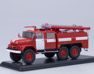 АЦ-40 (131) для разгона демонстраций, красный