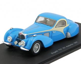 BUGATTI T57 SC Atalante (1937), blue