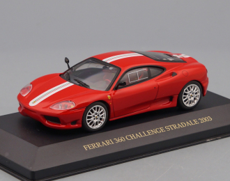 FERRARI 360 Cheleng (2003), red