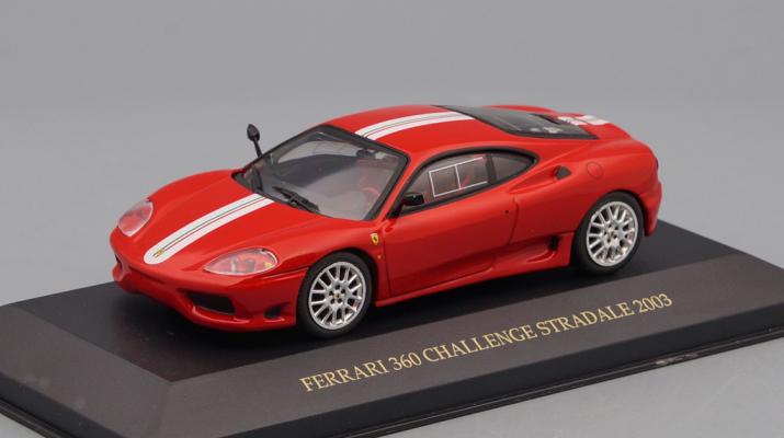 FERRARI 360 Cheleng (2003), red