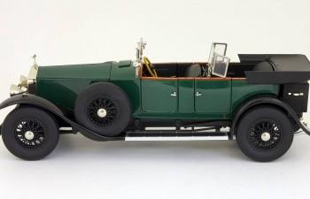 Rolls-Royce Phantom I (green, black interior)