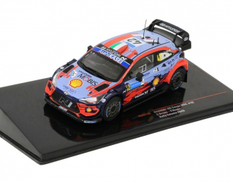 HYUNDAI i20 Coupe WRC #42 Breen - Nagle 2 место Rally Estonia 2020