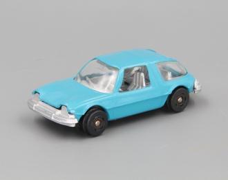 AMC Pacer X, blue