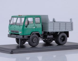 КАЗ-ММЗ-4502 самосвал, зеленый