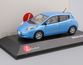 NISSAN LEAF 2010, Blue