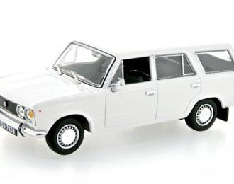 FIAT 125P Kombi (1973), light grey