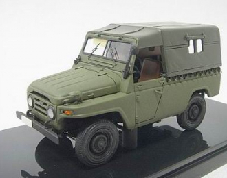 JEEP BEIJING BJC BJ212A (1965), green
