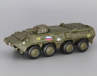 БТР-80, хаки