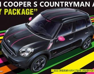 Сборная модель Mini Cooper S Countryman Ray Limited Edition