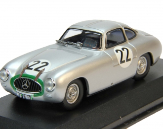 MERCEDES-BENZ 300 SL Le Mans (1952), silver