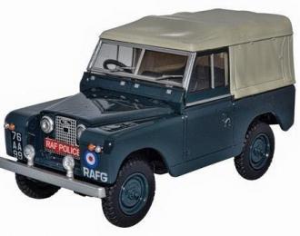 "LAND ROVER Series II SWB Soft Top ""RAF Police"" (военная полиция) 1960"