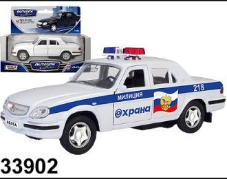 Горький 31105 Охрана, белый