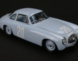 Mercedes-Benz 300 SL Great Price of Bern, 1952 #20 blue Limited Edition 1,500 pcs.