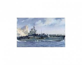 Сборная модель Корабль  HMS Illustrious