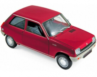 RENAULT 5 1972 Red