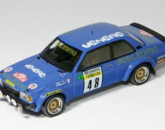 Opel Ascona B Гр.2 #48 Ралли Монте-Карло 1981 Tchine