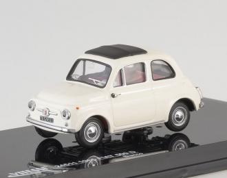 FIAT 500D (1965), white