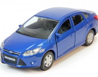 FORD Focus Sedan Гражданская, blue