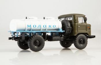 "Автомобиль-цистерна АВЦ-1,7 (66) ""Молоко"""