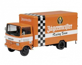 MERCEDES-BENZ LP 608 Jagermeister (1970), orange