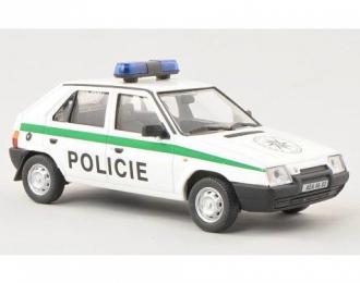 SKODA Favorit Police (1995), white