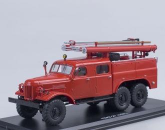 ПМЗ-27 (на шасси ЗИЛ 157К), красный