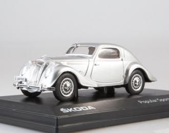 Skoda Popular Sport Monte Carlo (1937) silver