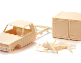 Транскит ВИС 23452 (ВАЗ 2105) хлебный фургон