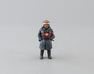 Фигурка Пожарный, командир отделения