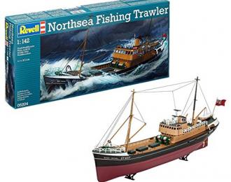 (Уценка!) Сборная модель Североморский промысловый траулер