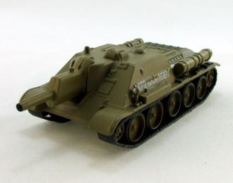 (Уценка!) СУ-122 танк, Русские танки 17