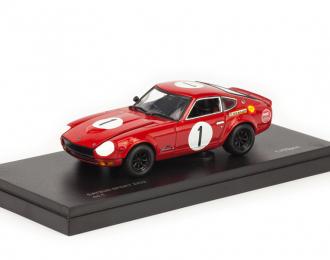 Datsun Sport Z432 Racing #1 красный