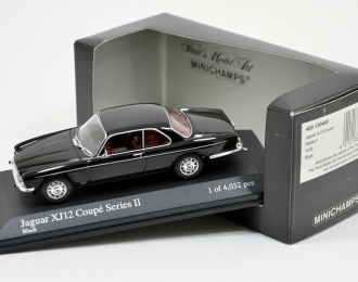 JAGUAR XJ12 Coupe Series II (1975), black
