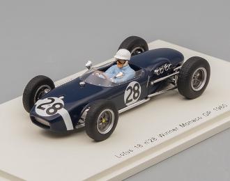 LOTUS F1 18 N 28 WINNER MONACO GP 1960 S.MOSS