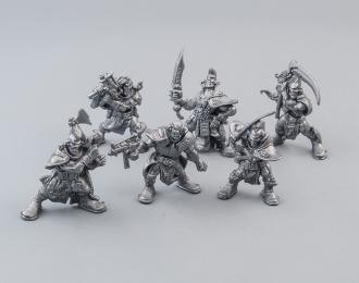 """Набор фигурок / солдатиков """"Пираты пыльного облака с планеты Тортуга"""""""
